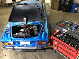 Old- & Youngtimer Service